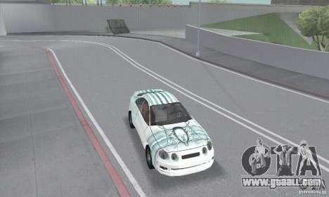 Toyota Celica GT4 2000 for GTA San Andreas