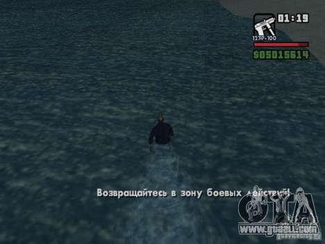 New Realistic Effects for GTA San Andreas sixth screenshot