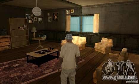 GTA SA Enterable Buildings Mod for GTA San Andreas sixth screenshot