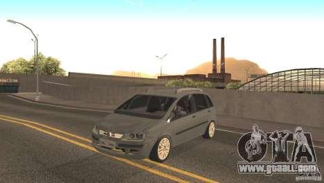 Fiat Idea HLX for GTA San Andreas