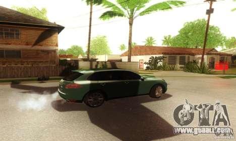 iPrend ENBSeries v1.1 BETA for GTA San Andreas fifth screenshot