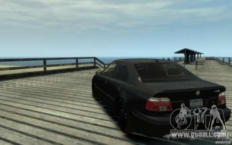 BMW M5 E39 for GTA 4