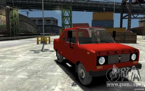 FSR Tarpan 237D for GTA 4 back view