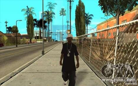 The Ballas Gang [CKIN PACK] for GTA San Andreas second screenshot