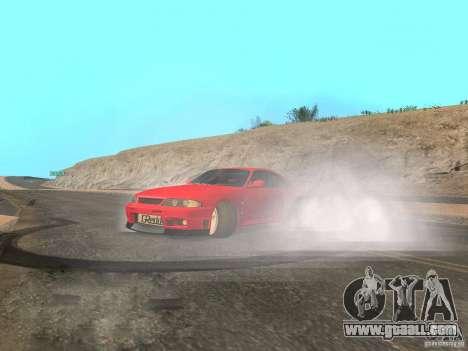 New textures water and smoke for GTA San Andreas sixth screenshot