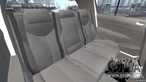 Peugeot 308 GTi 2011 v1.1 for GTA 4 side view