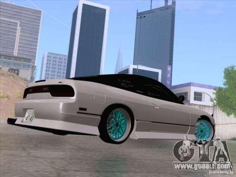 Nissan 240SX V2 for GTA San Andreas