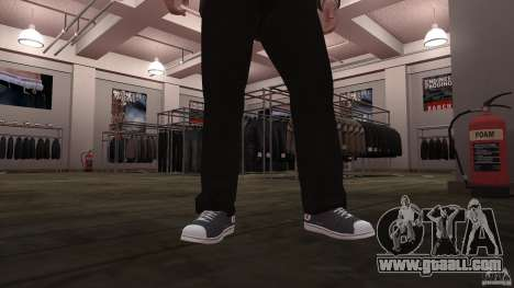 Converse Allstars for GTA 4 second screenshot