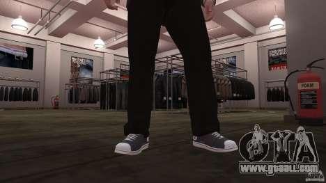 Converse Allstars for GTA 4 second screenshot