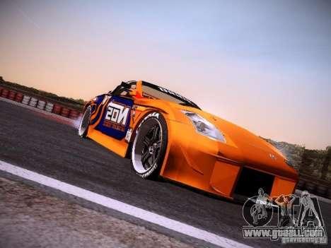 Nissan 370Z Chris Forsberg for GTA San Andreas