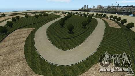 Dakota Raceway [HD] Retexture for GTA 4