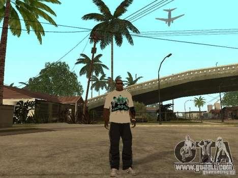 Jersey Adidas for GTA San Andreas