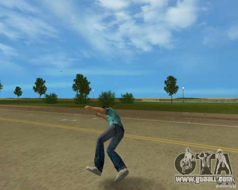 Animation of TLAD for GTA Vice City ninth screenshot