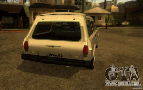 GAZ Volga 311021 for GTA San Andreas left view