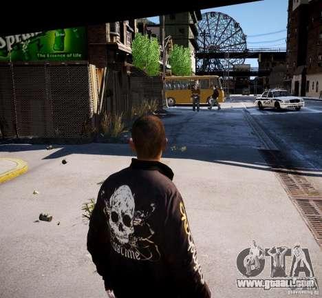 Bad Niko for GTA 4 second screenshot