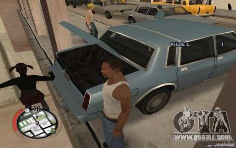 Hide Victim for GTA San Andreas third screenshot