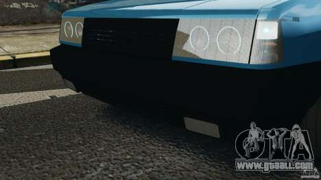 Tofas Dogan SLX EmreAKIN Edition for GTA 4 interior