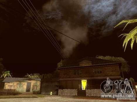 Atomic Bomb for GTA San Andreas sixth screenshot