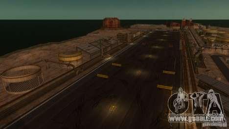 Nevada Drift Map for GTA 4 second screenshot