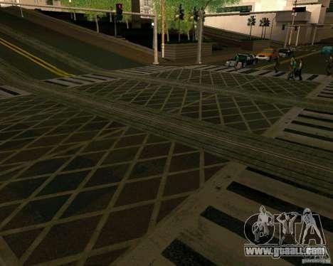 GTA 4 Roads for GTA San Andreas sixth screenshot