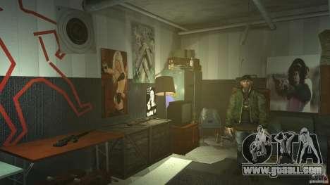 Retextured Broker Gunshop for GTA 4 fifth screenshot
