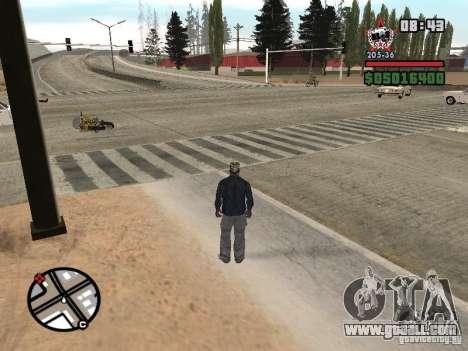 Todas Ruas v3.0 (Las Venturas) for GTA San Andreas second screenshot