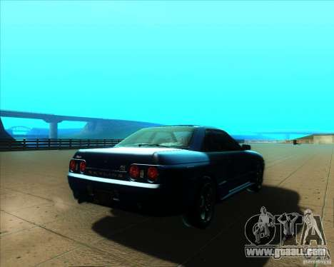 Nissan Skyline GT-R R32 1993 Tunable for GTA San Andreas side view