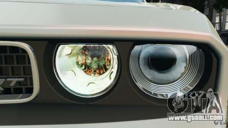Dodge Challenger SRT8 392 2012 for GTA 4 wheels