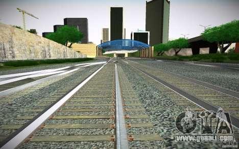 HD Tracks for GTA San Andreas sixth screenshot