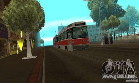 Canadian Light Rail for GTA San Andreas