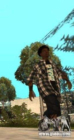 New Grove Street for GTA San Andreas forth screenshot