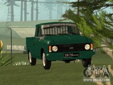 IZH 27151 PickUp for GTA San Andreas