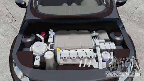 Volkswagen Saveiro Cross Edit for GTA 4 side view