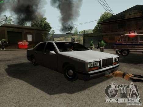 New Elegant for GTA San Andreas