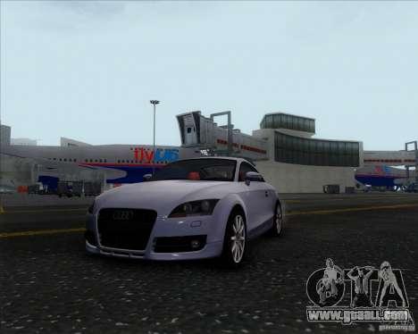 Audi TT for GTA San Andreas