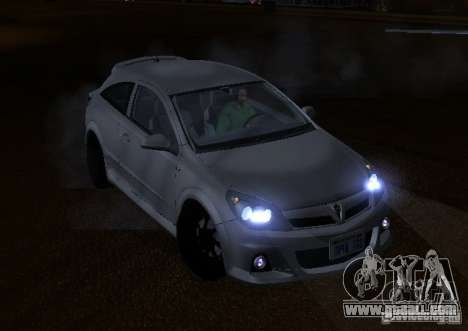 Opel Astra GSI for GTA San Andreas