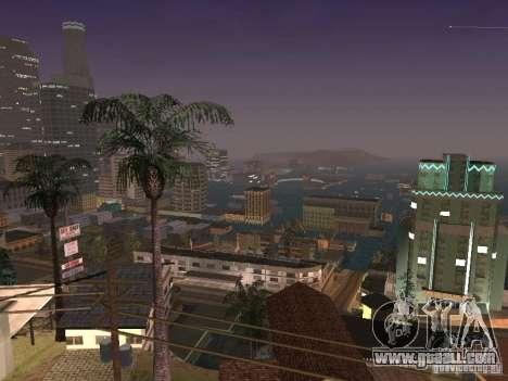 Flood for GTA San Andreas