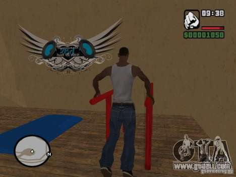 Training and Charging 2 for GTA San Andreas third screenshot