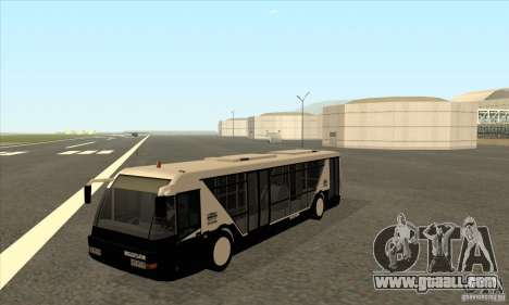 Neoplan Airport bus SA for GTA San Andreas
