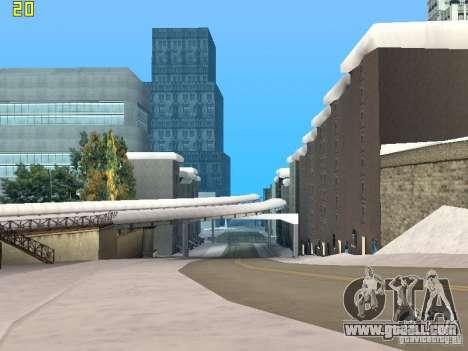 Flights in Liberty City for GTA San Andreas