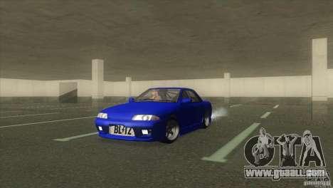 Nissan Skyline R32 GTS-T for GTA San Andreas