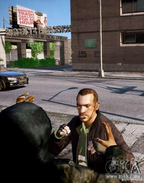Bad Niko for GTA 4 eighth screenshot