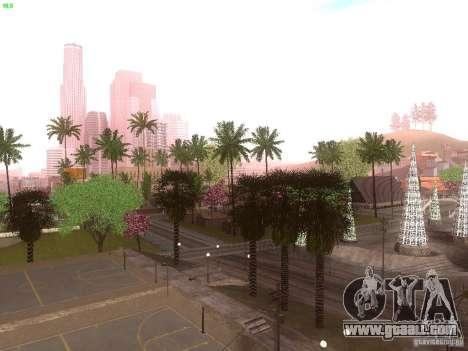 Spring Season v2 for GTA San Andreas forth screenshot