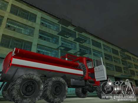 ZIL 131 AC-20 for GTA San Andreas right view
