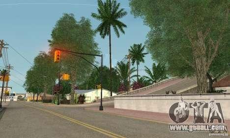 Green Piece v1.0 for GTA San Andreas third screenshot