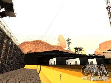 Prison Mod for GTA San Andreas fifth screenshot