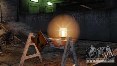 New light for GTA 4 ninth screenshot