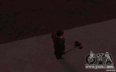 Flowers HD for GTA San Andreas third screenshot