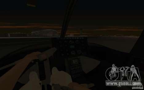 GTA IV Maverick for GTA San Andreas side view