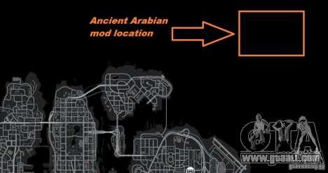 Ancient Arabian Civilizations v1.0 for GTA 4